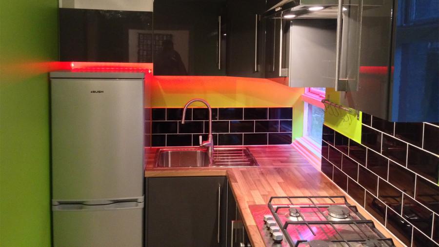 kitchens colour scheme