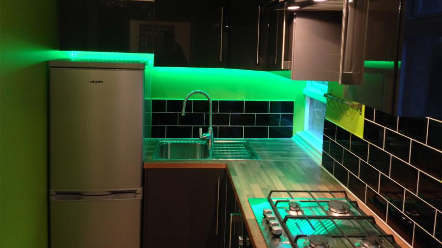 kitchens colour schemes