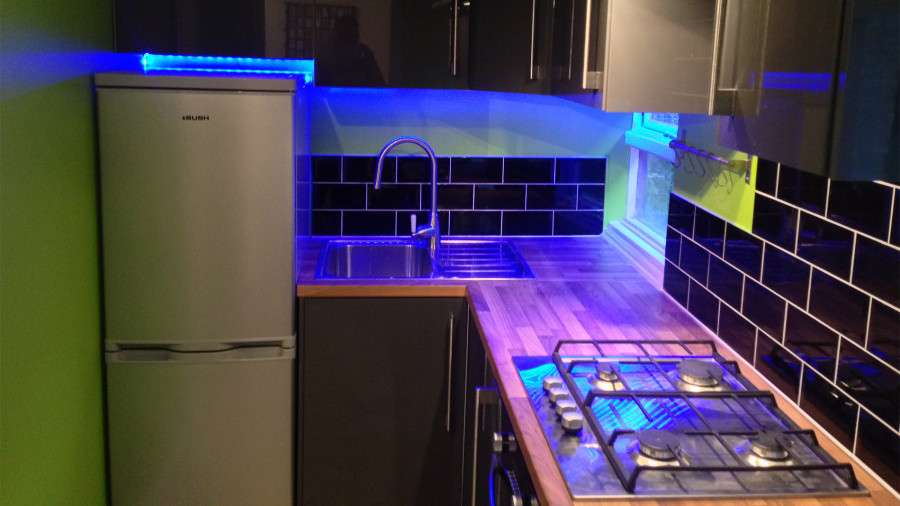 kitchen colour scheme