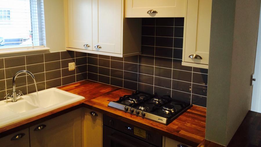 Kitchen refurbishment London