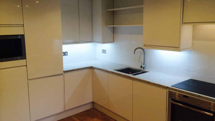 London Kitchen refurbishment