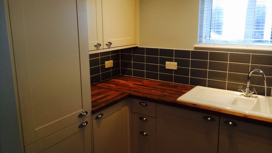 project Kitchen refurbishment