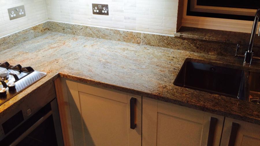 marble granite kitchen refurbishment