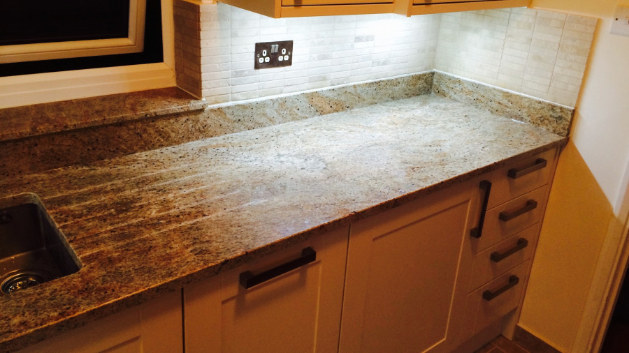 marble granite kitchen in london