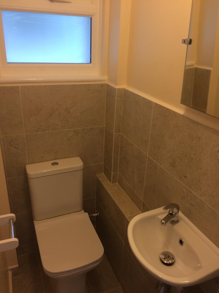 London bathroom portfolio