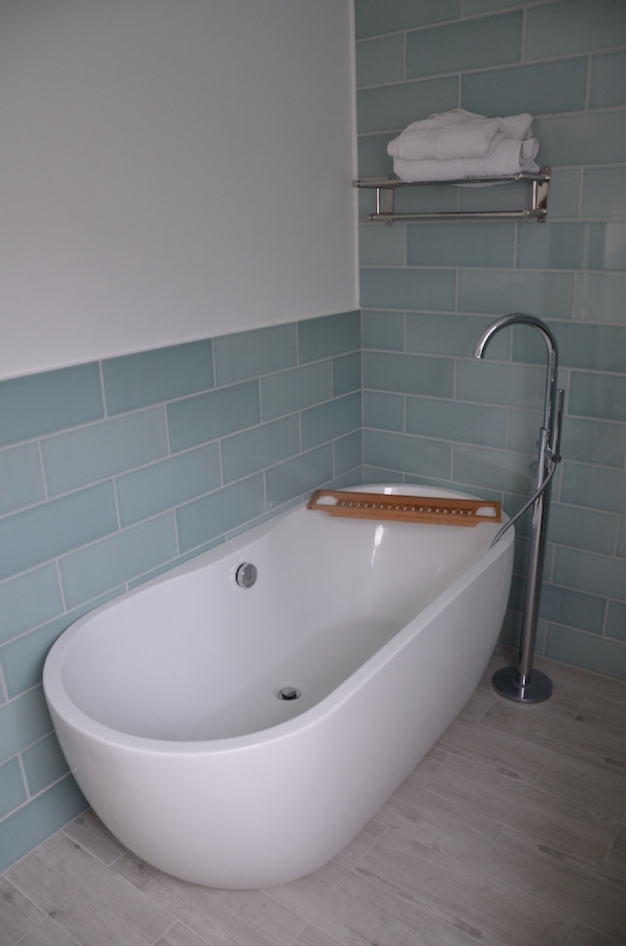 46 Castle Road Bathroom refurbishment