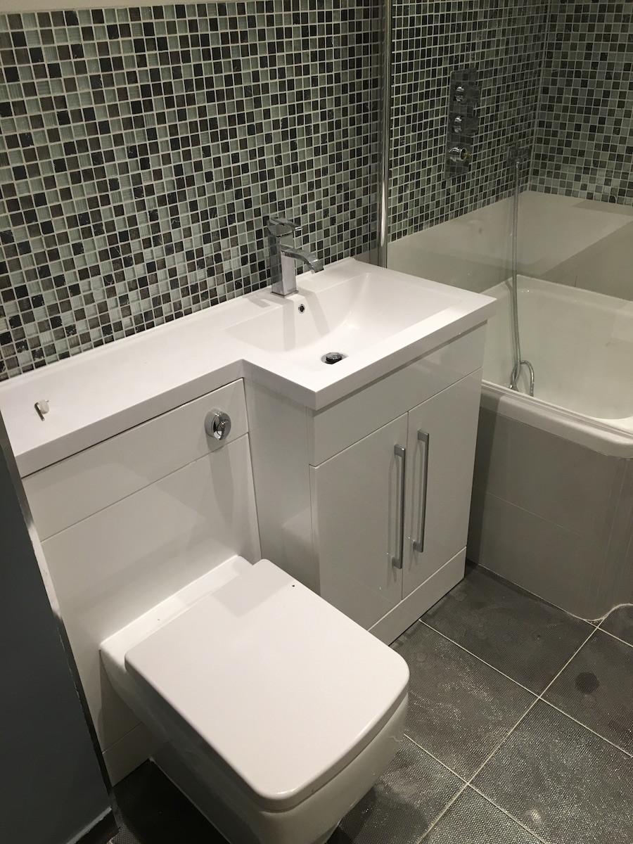 bathroom watford wd24