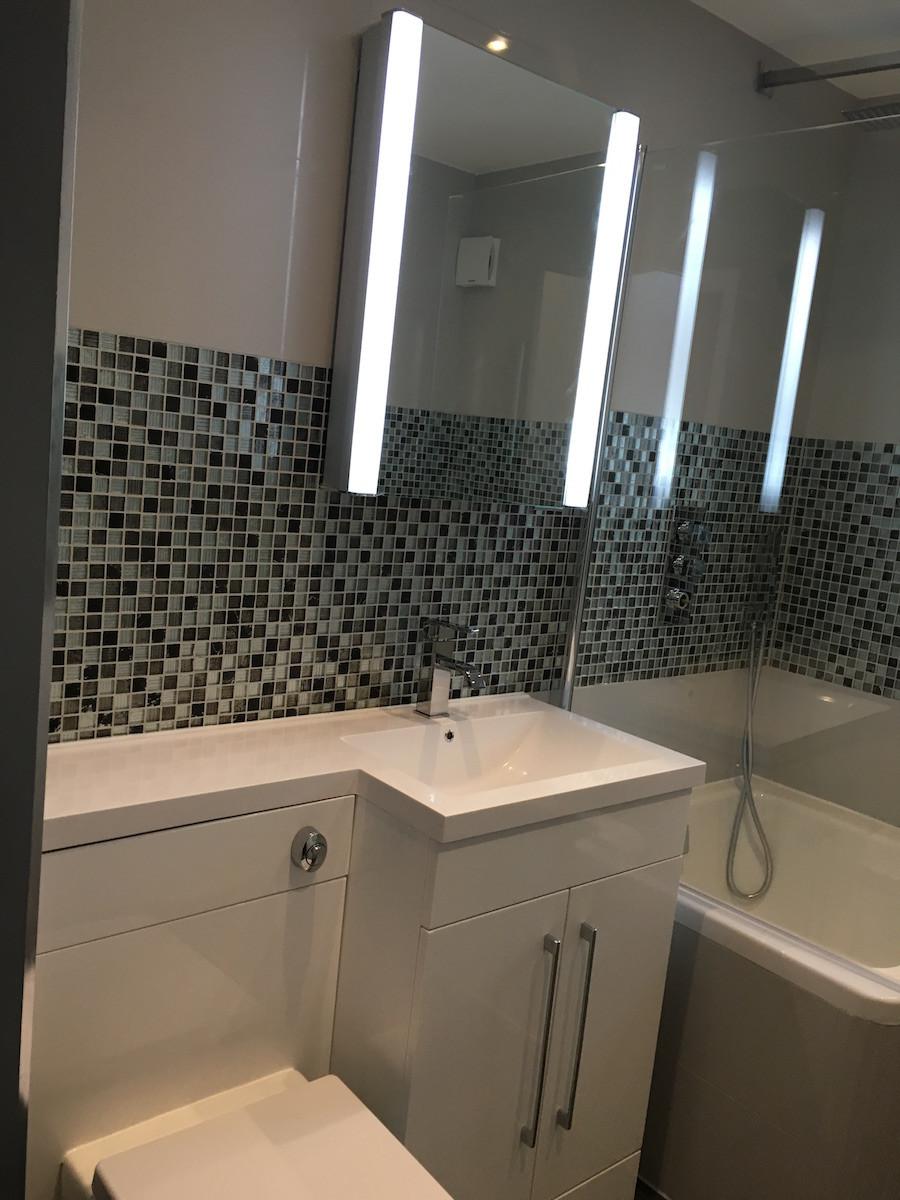 bathroom watford WD24 refurbishment